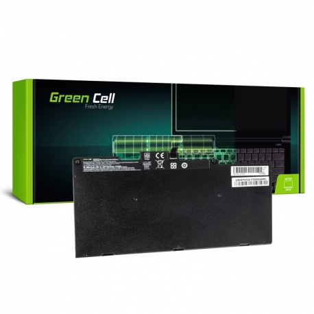 BATERIA GREEN CELL HP107 / HP EliteBook 745 G3, 755 G3, 840 G3, 848 G3, 850 G3 / 11.4V / 3400 mAh