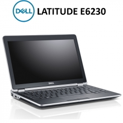 "DELL E6230 (B) / i5-3340M / 4GB RAM / 128GB SSD / TFT 12,5"" / COA W7Pro / Defecto Pantalla Leve"