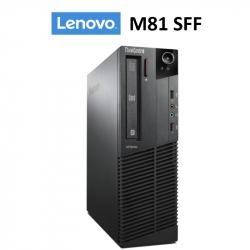 LENOVO M81 SFF / Pentium G620 / 4GB RAM / 250GB HDD / DVD-RW / COA W7Pro