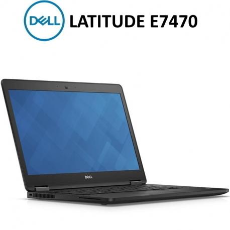 """DELL E7470   i5-6300U   8GB RAM   256GB M2SATA   14""""   BATERIA NUEVA   W10Pro"""