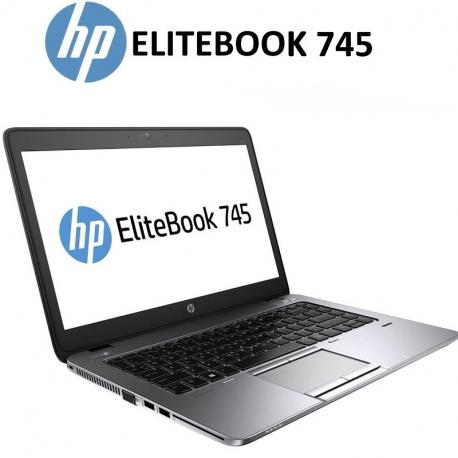 """HP 745 G2 (A) / A10 PRO-7350B / 8GB RAM / 128GB SSD / 14"""" / W10Pro"""