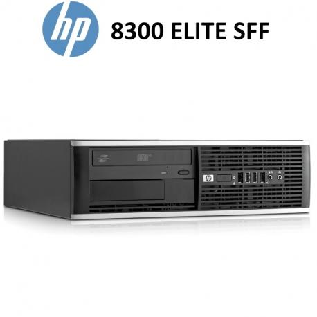 HP 8300 SFF / i7-3770 / 16GB RAM / 256GB SSD / DVD / W10Pro