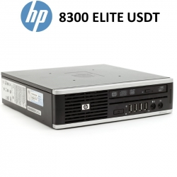 HP 8300 USDT / i5-3470S / 8GB RAM / 256GB SSD / DVD / W10Pro