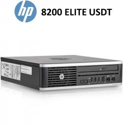 HP 8200 USDT / i3-2120 / 8GB RAM / 128GB SSD / DVD / W10Pro