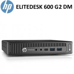 HP 600 G2 DM / i5-6500T / 8GB RAM / 256GB SSD / W10Pro