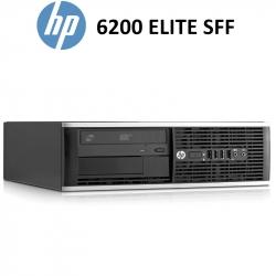 HP 6200 SFF / i5-2400 / 8GB RAM / 500GB HDD / DVD-RW / W10Pro