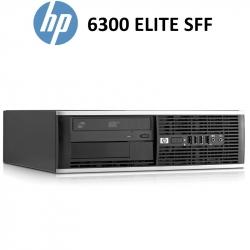 HP 6300 SFF / i5-3470 / 4GB RAM / 500GB HDD / DVD / W10Pro