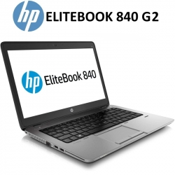 """HP 840 G2 (A) / i5-5300U / 8GB RAM / 128GB SSD / 14"""" / W10Pro"""
