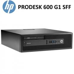 HP 600 G1 SFF / i5-4570S / 8GB RAM / 480GB SSD / DVD / W10Pro