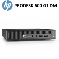 HP 600 G1 DM / i5-4570T / 8GB RAM / 240GB SSD / W10P