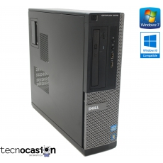 DELL 3010 Core I3-3220 3.3GHz 4GB 320GB PC DELL Optiplex