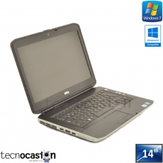 "DELL E5430 / i5-3340M 2.7GHz / 4GB RAM / 500GB HDD / TFT 14"" / HDMI / ORDENADOR PORTÁTIL"