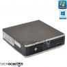 HP 8300 USDT / i5-3470S 2.9Ghz / 8GB RAM / 256GB SSD / DVD-RW / PC SOBREMESA