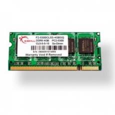 4GB PC2-5300-CL5-5-5-15 SO-DIMM Memoria RAM G. SKILL
