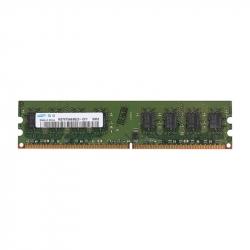 2GB 2Rx8 PC2-6400U-666-12-E3 DIMM Memoria RAM Samsung