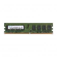 1GB 1Rx8 PC2-6400U-666-12-ZZ DIMM Memoria RAM Samsung