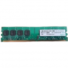 1GB ECC PC2-6400 CL5 RAM PARA SERVIDOR APACER