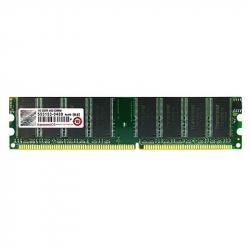 1GB DDR400 DIMM 3-3-3 Memoria RAM Transcend