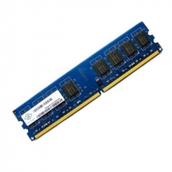 512MB 1Rx8 PC2-4200U-444-12-A1 DIMM Memoria RAM NANYA