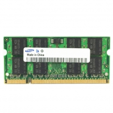 2GB 2Rx8 PC2-5300S-555-12-E3 SO-DIMM Memoria RAM Samsung