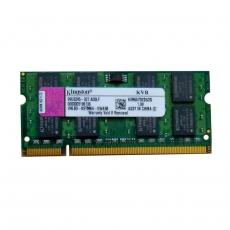 2GB PC2 KVR667D2S5/2G SO-DIMM Memoria RAM KINGSTON