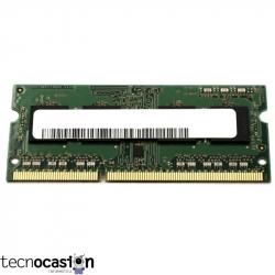 4Gb PC3 SODIMM Memoria RAM para PORTATIL / Varios Fabricantes