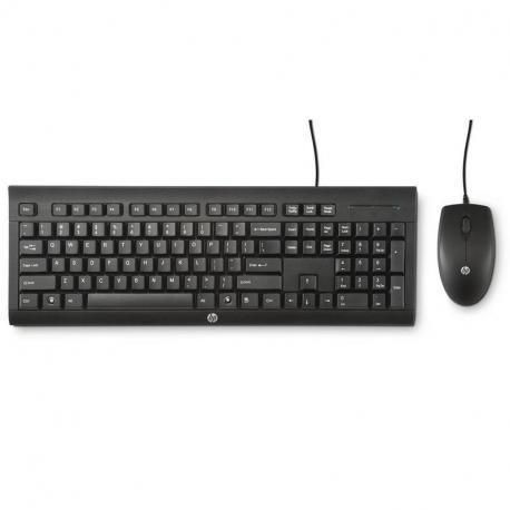 Teclado+Ratón HP C2500