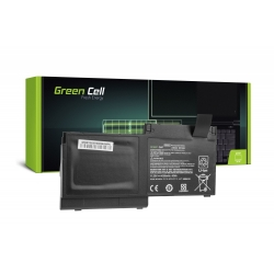 BATERIA GREEN CELL HP141 / HP EliteBook 720 725 820 G1 G2 / 4000mAh / E7U25ET F6B38PA HSTNN-LB4T SB03046XL