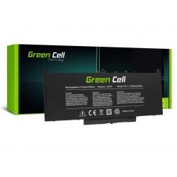 BATERIA GREEN CELL DE135 / DELL E7470 E7270 / 7.6V (7.4)V / 5800mAh