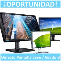 """MONITOR PRIMERAS MARCAS TFT 19"""" / Defecto Pantalla Leve"""